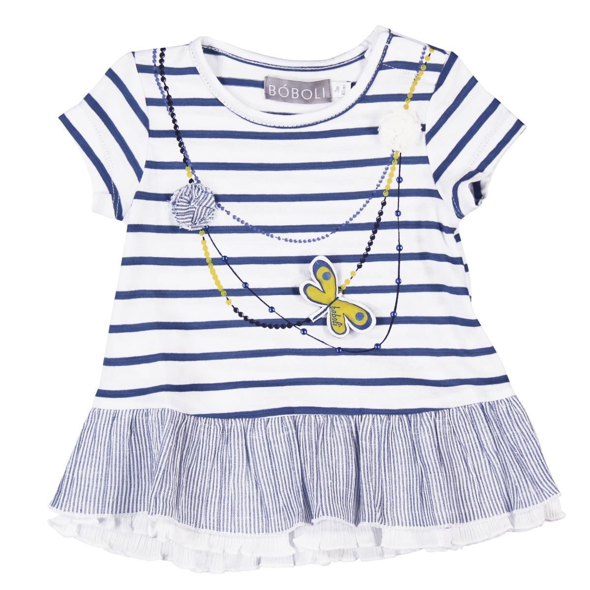 boboli Vestido para Bebés: Amazon.es: Ropa y accesorios