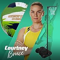 Courtney Bruce Netball Stand