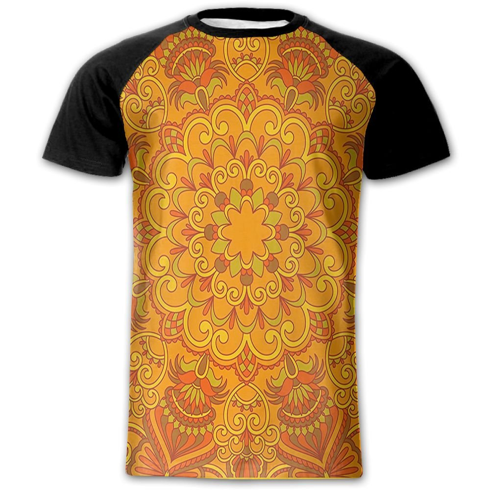 Newfood Ss Middle Eastern Old Fashioned Persian Carpet Design Retro Oriental Men