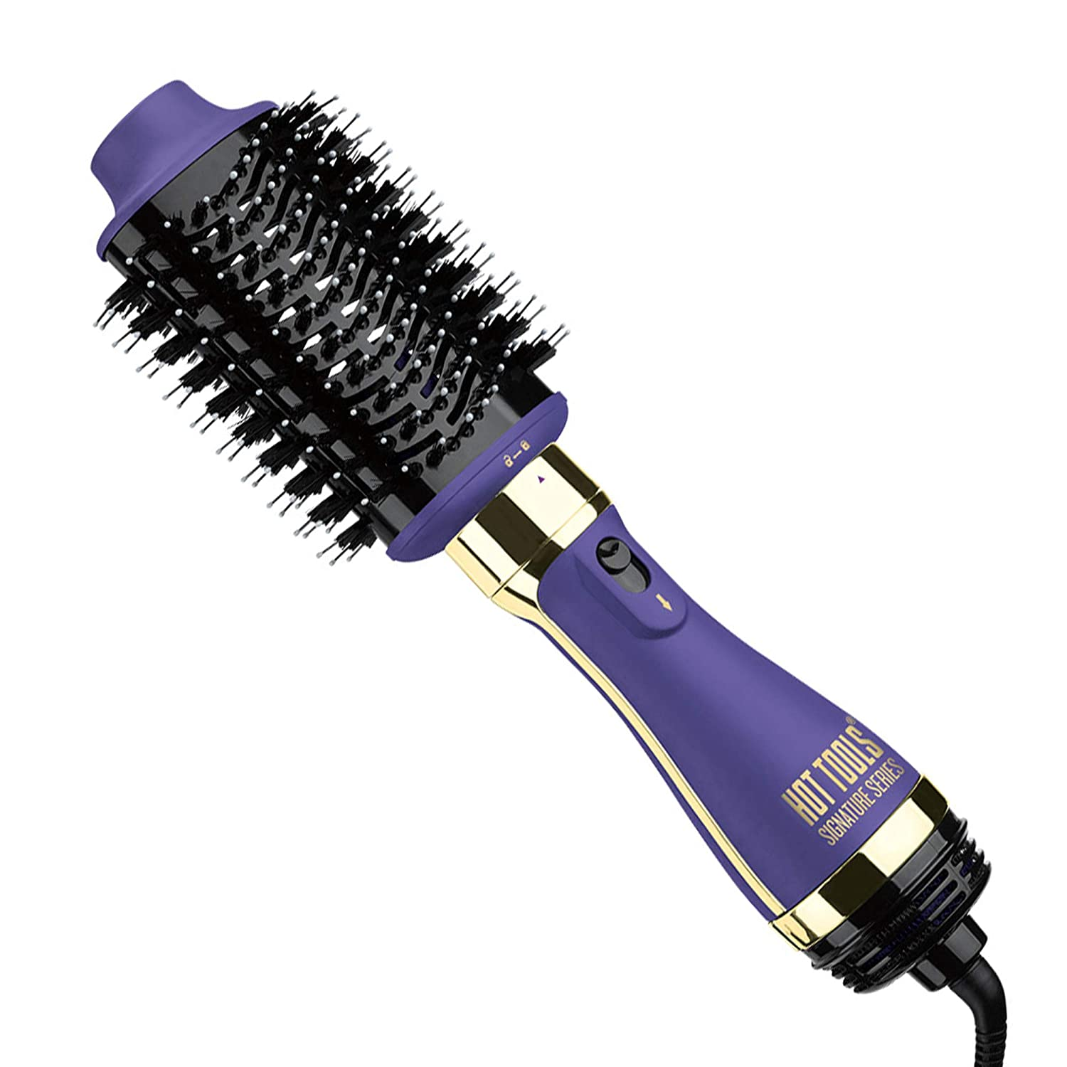 Hot Tools Pro Signature Detachable One Step Volumizer and Hair Dryer, 2.8