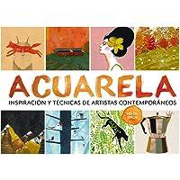 Acuarela: Inspiración y técnicas de artistas contemporáneos