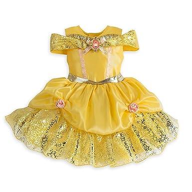 8869d5c6f Amazon.com: Disney Belle Costume for Baby Yellow: Clothing
