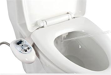 Ibama Bidet Nettoyeur De Toilettes Assis Avec Dual Nozzle Pression D