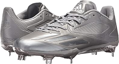 separation shoes 904b7 9b84b adidas Men s Adizero Afterburner 3 E Light Onix Light Onix White 9.5 D US