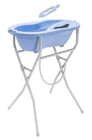 Badeset 5-teilig inkl Rotho Ideale Badelösung Badewannenständer weiß