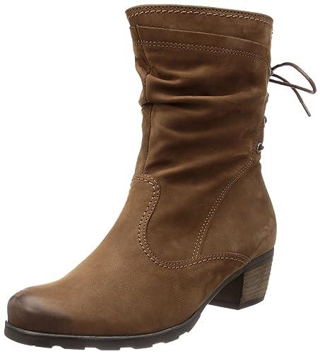b08b8821d26f Gabor Shoes Comfort 76.604.25, Damen Stiefel, Braun (marone (Micro ...