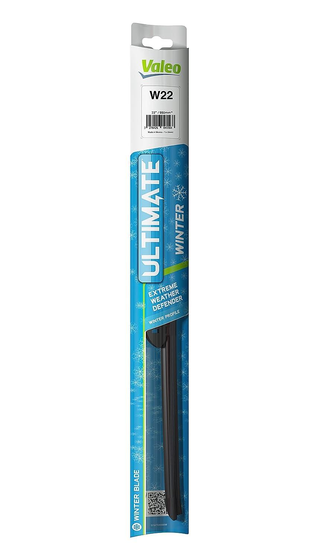 Valeo W22 22 Ultimate Winter Wiper Blade