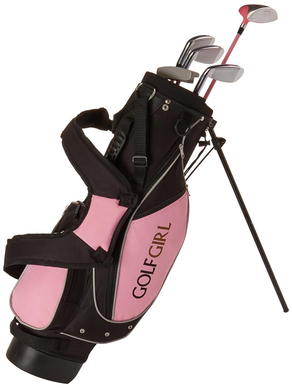 Golf Girl Junior - Set para niñas de 4 a 8 años con Bolsa de ...