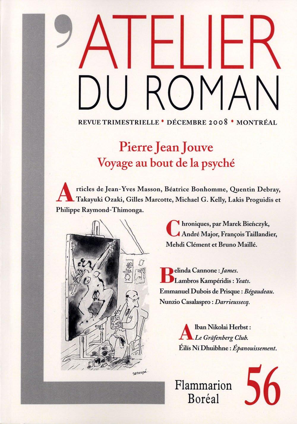 Download Revue l'Atelier du roman, no 56 pdf
