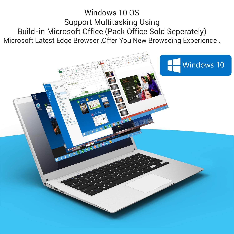 Ordenador Portátil Windows 10 Laptop 14-Pulgadas - Winnovo V146 Notebook Intel Atom Quad-Core 4GB de RAM 32GB de eMMC 14.1