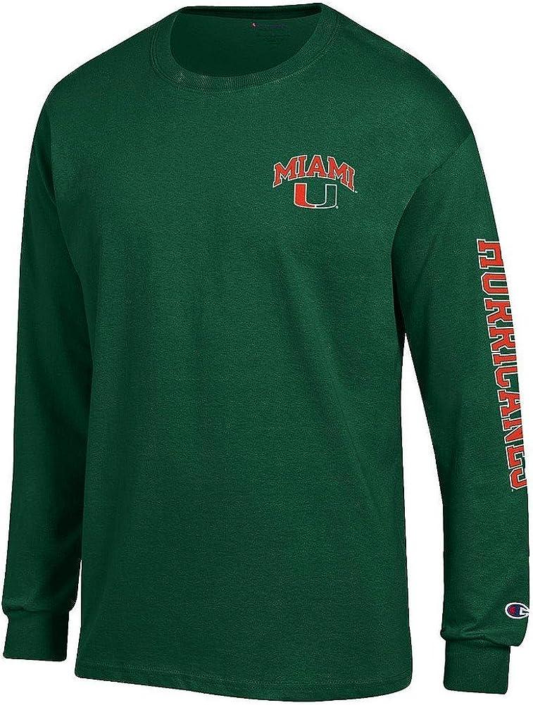 Elite Fan Shop NCAA Mens Long Sleeve Shirt Arm Team