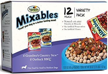 Variety 00077 123 ounce mixables beef lovers natural dog food variety 00077 123 ounce mixables beef lovers natural dog food includes 6 forumfinder Image collections
