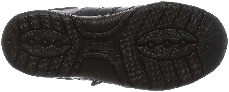 Toughees ShoesChivers Double Velcro - Comfort para Chico, Color Negro, Talla 39