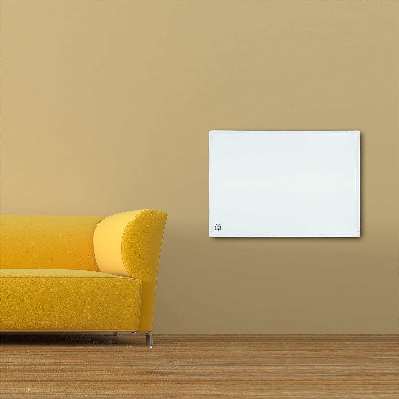 Calefacción infrarroja Panel Calefactor Eléctrico Radiador Fuente de pared mural 50x60cm