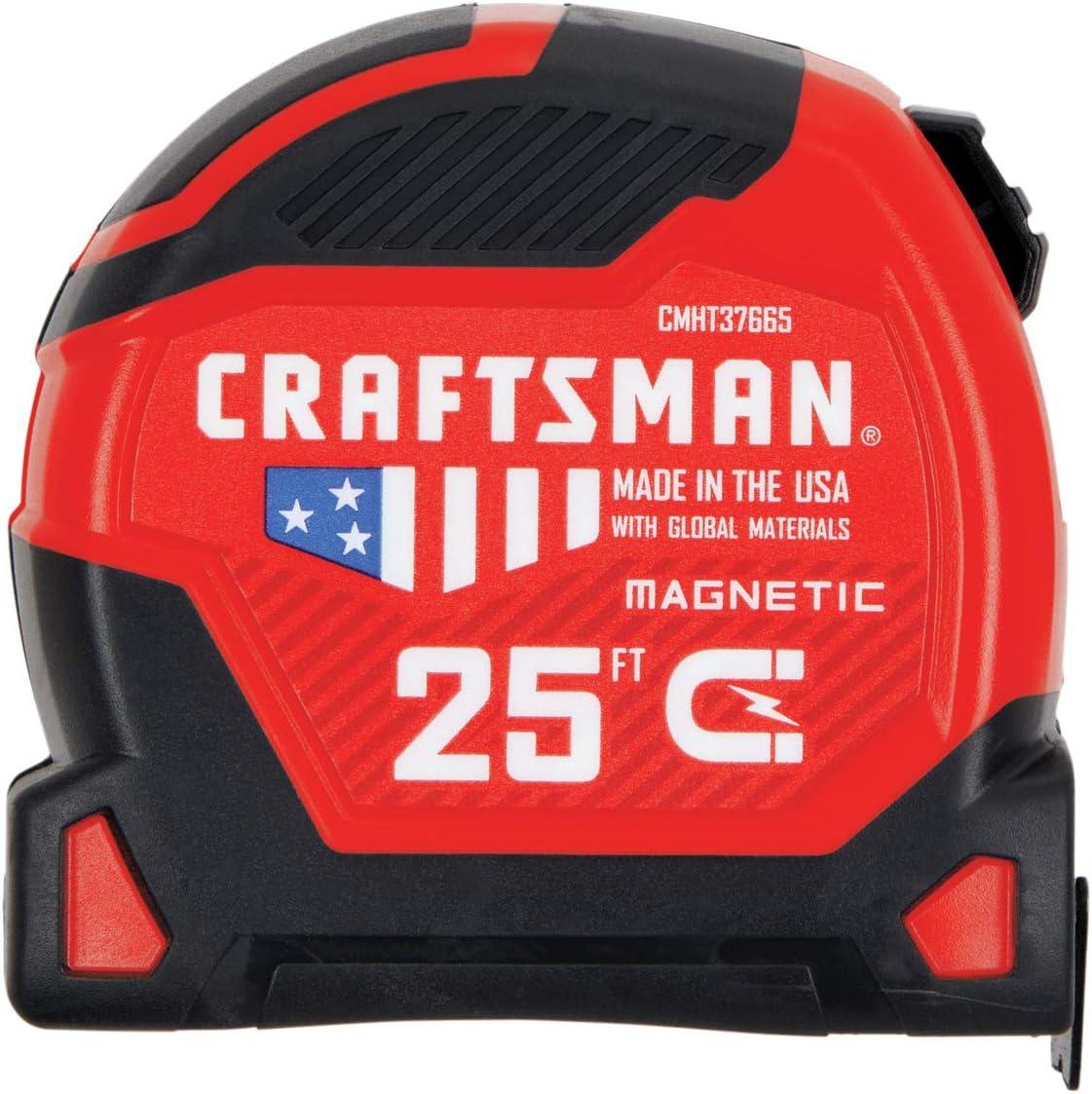 PROREACH 25-Foot CRAFTSMAN Tape Measure CMHT37665S
