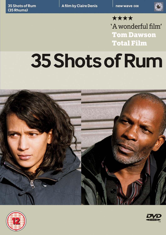 35 Shots Of Rum [Reino Unido] [DVD]