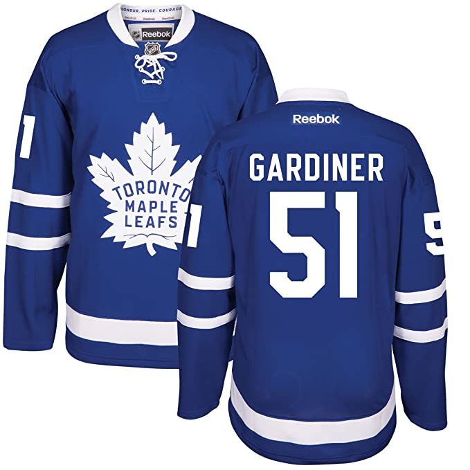 60246c3ce Jake Gardiner Toronto Maple Leafs Home Jersey  Amazon.ca  Clothing ...