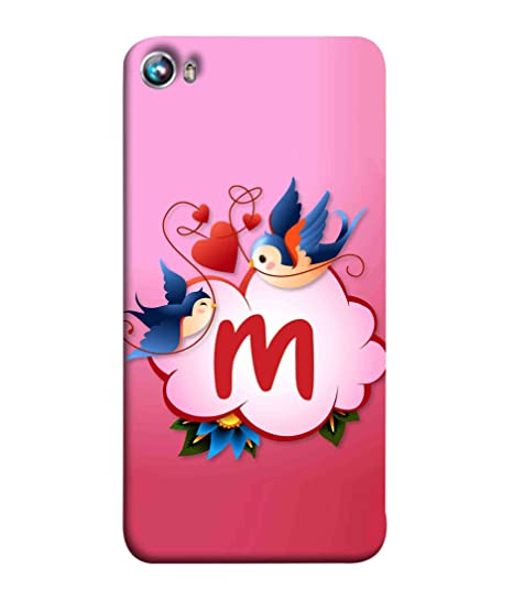 the best attitude 04d9b af2c4 Printfidaa Micromax Canvas Fire 4 A107 Back Cover Pink: Amazon.in ...