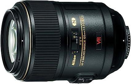 Nikon Af S Micro 105 Mm 1 2 8g Vr Makro Objektiv Kamera