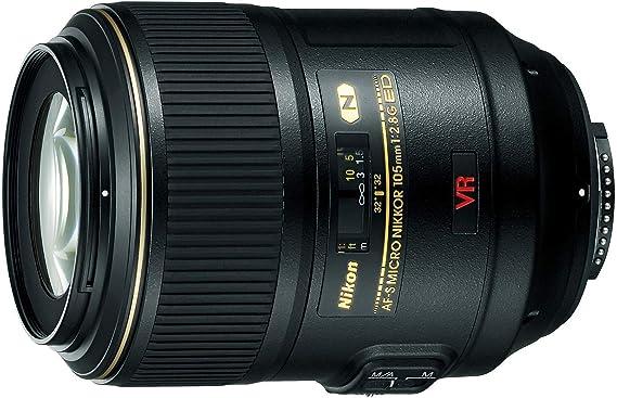 Nikon AF-S VR Micro-Nikkor 105mm f/2.8G IF-ED: Amazon.es: Electrónica