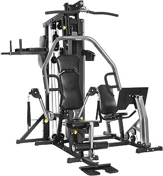 Multiestación semiprofesional de musculación Horizon Fitness Torus ...