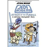 Attack of the Furball (Star Wars: Jedi Academy#8)