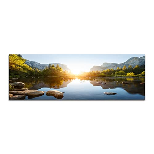 Panorama leinwand - Leinwand amazon ...