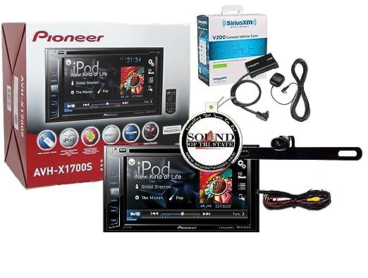 Pioneer AVH-X1700S Receiver Drivers