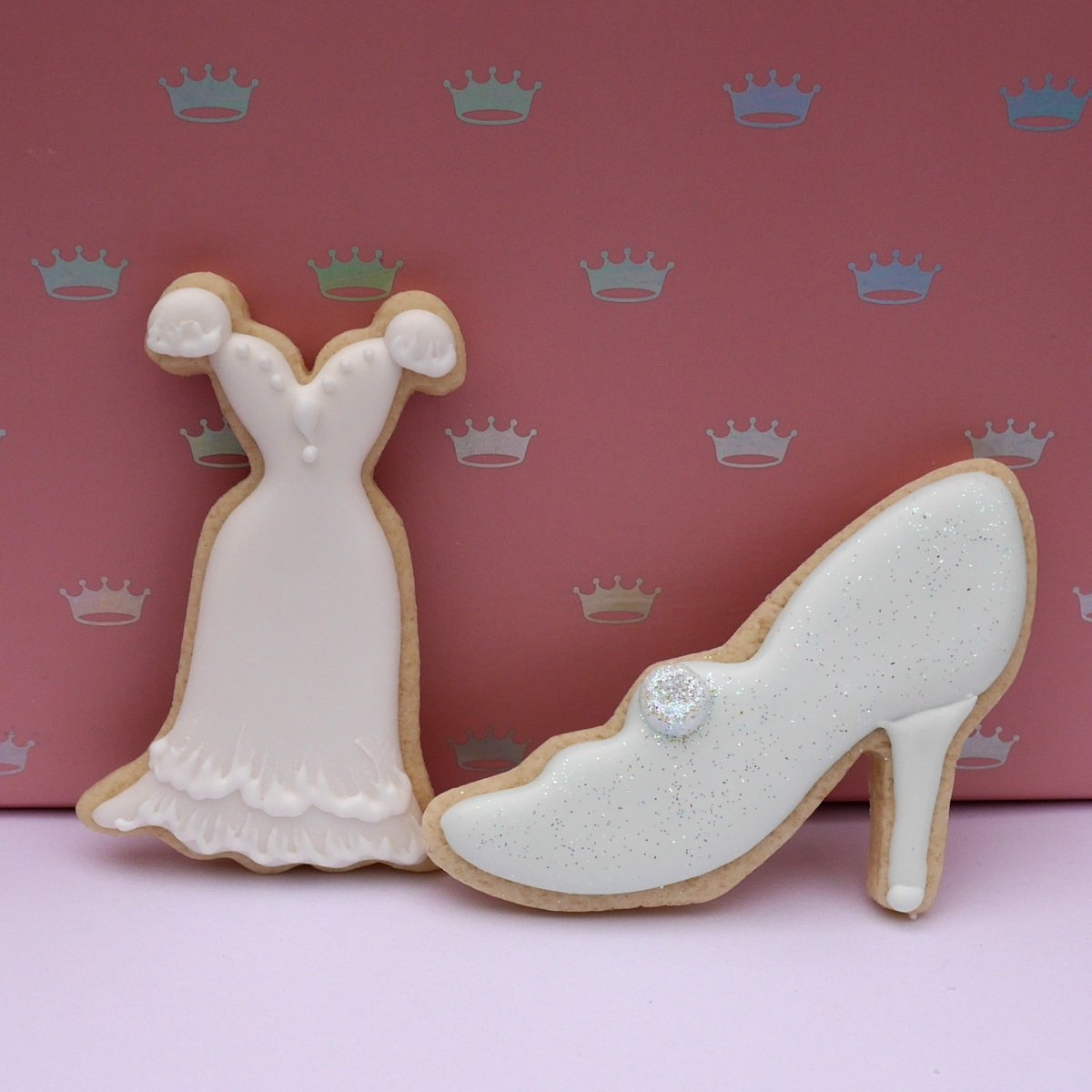 Princess Kingdom Cookie Cutter Set - 10 Piece Stainless Steel by Sweet Cookie Crumbs (Image #8)