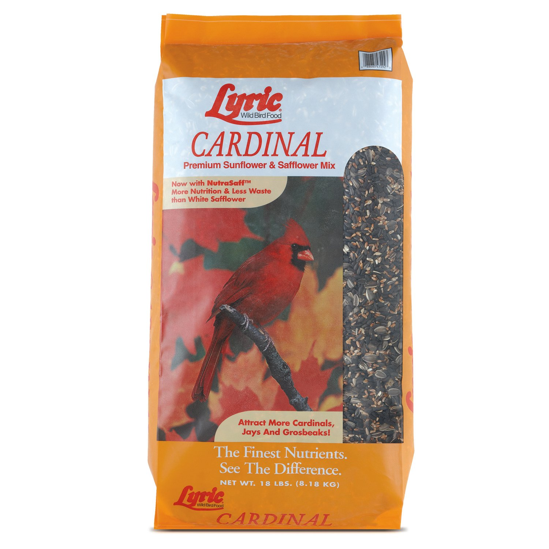 18-Pound Lyric Cardinal Food 18 lb. Bag