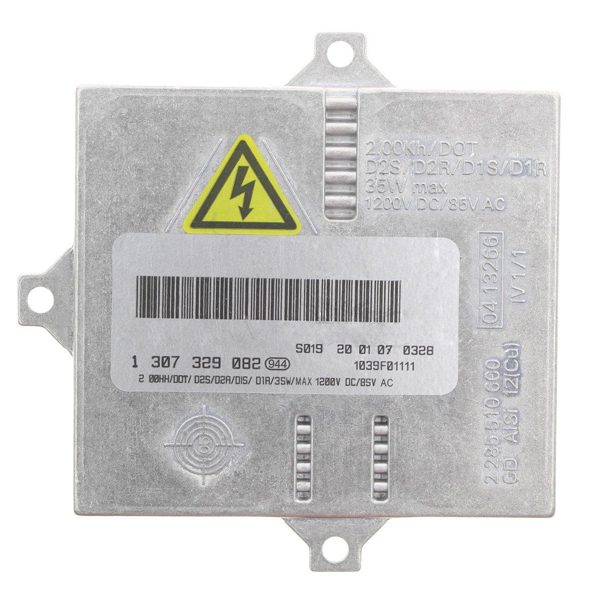 AUTOKAY Xenon HID Ballast Control Unit Module for 04-07 BMW E64 E63 645ci 650i M6