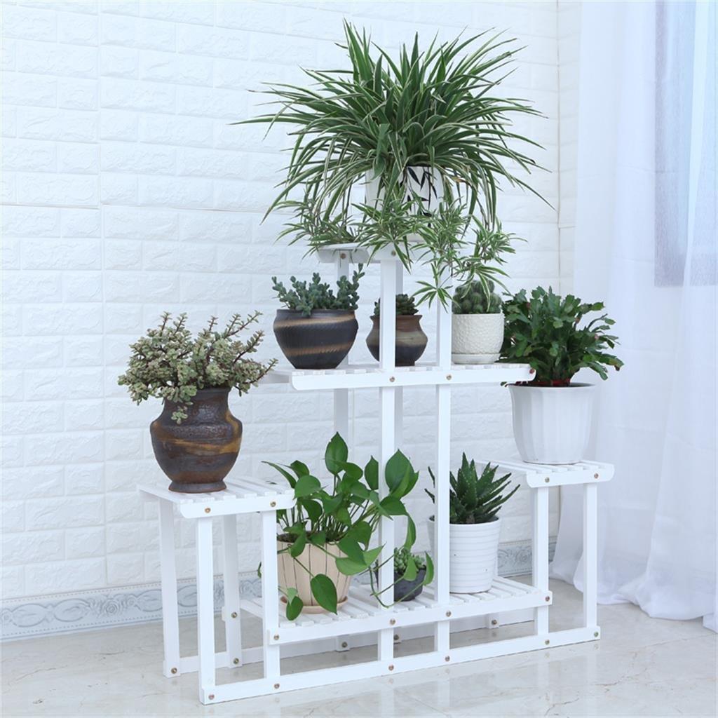 Recipientes para plantas y accesorios / Bastidores de flores ...