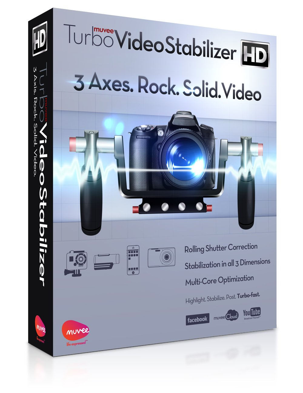 Amazon.com: Turbo Video Stabilizer - #1 Anti-shake Software for Consumers