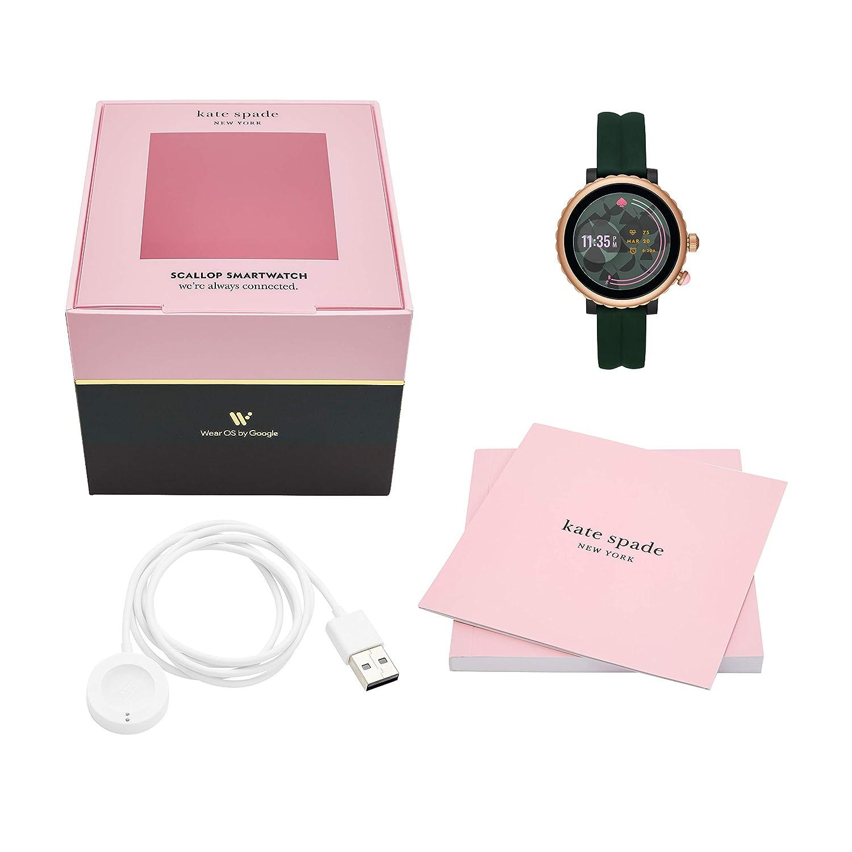 Kate Spade New York - Smartwatch Scallop para Mujer con ...