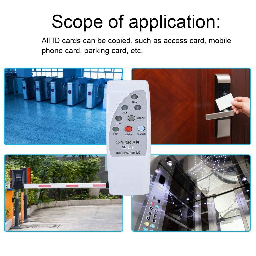 Multi Frequency Identification Access Control Copy Machine Reader Kit RFID ID Card-RFID ID Card Writer