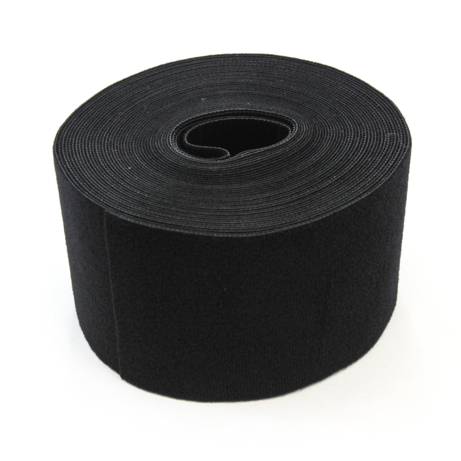 30FT REUSABLE 3 Inch Roll Hook & Loop Cable Fastening Tape Cord Wraps Straps