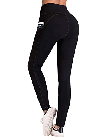 a33679f909bf1 IUGA High Waist Yoga Pants with Pockets, Tummy Control, Workout Pants for  Women 4