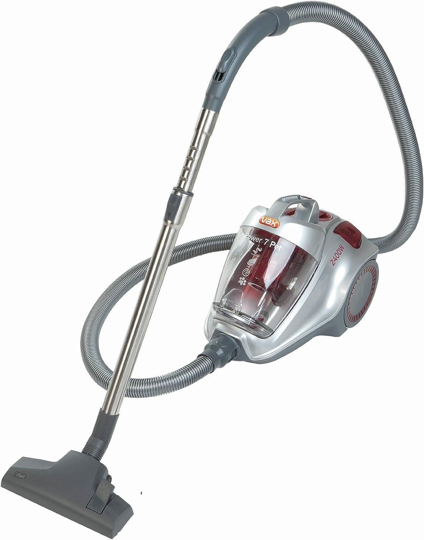 Vax Power 7 - Aspiradora sin bolsa con tecnología ciclón especial ...