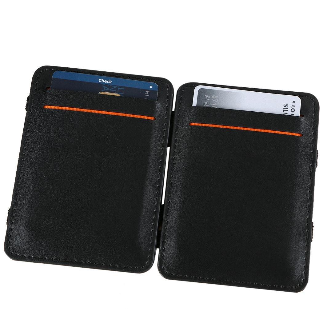 MYEDO New Fashion Korean Style Men Magic Mini Money Wallet