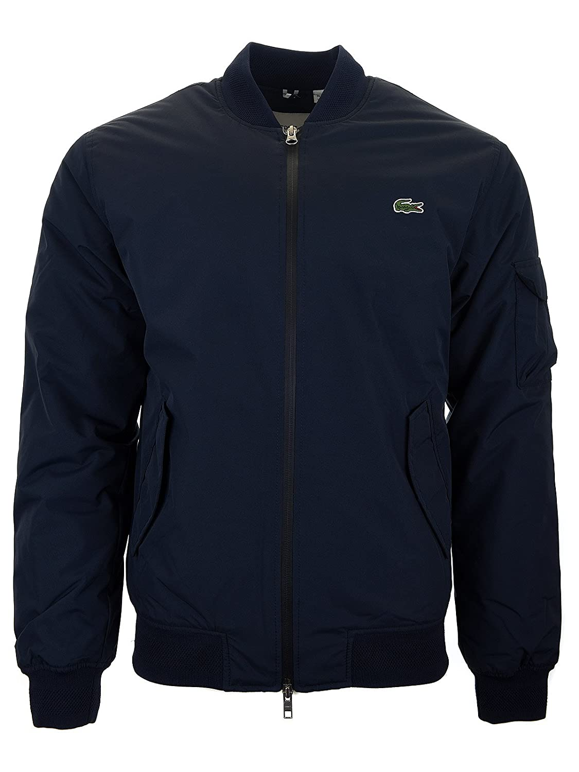 Mens Lacoste Jacket | BH9477 | 423 | Navy | Blue