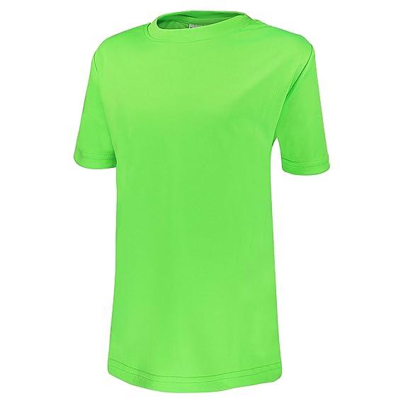 Secado r/ápido, Cool MAX Alps to Ocean Sports Ni/ños Deportes Funktions/ /Camiseta