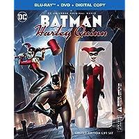 Batman and Harley Quinn (Deluxe Edition) (Blu-ray + DVD + Copia Digital)