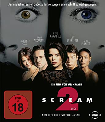 Scream 2 [Alemania] [Blu-ray]