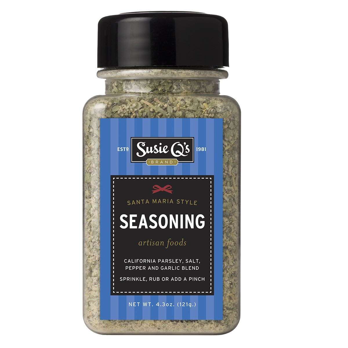 Scott S Food Products Santa Maria Seasoning