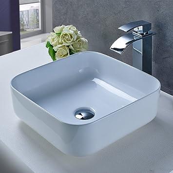 Auralum & aruhe® 3 in 1 Set Armatur Wasserhahn Waschbecken Bad Küche ...
