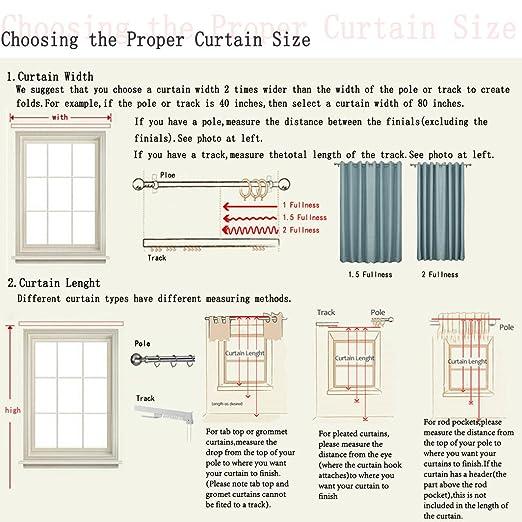 Amazon.com: ChadMade Solid Matt Heavy Velvet Curtain Drape Panel ...