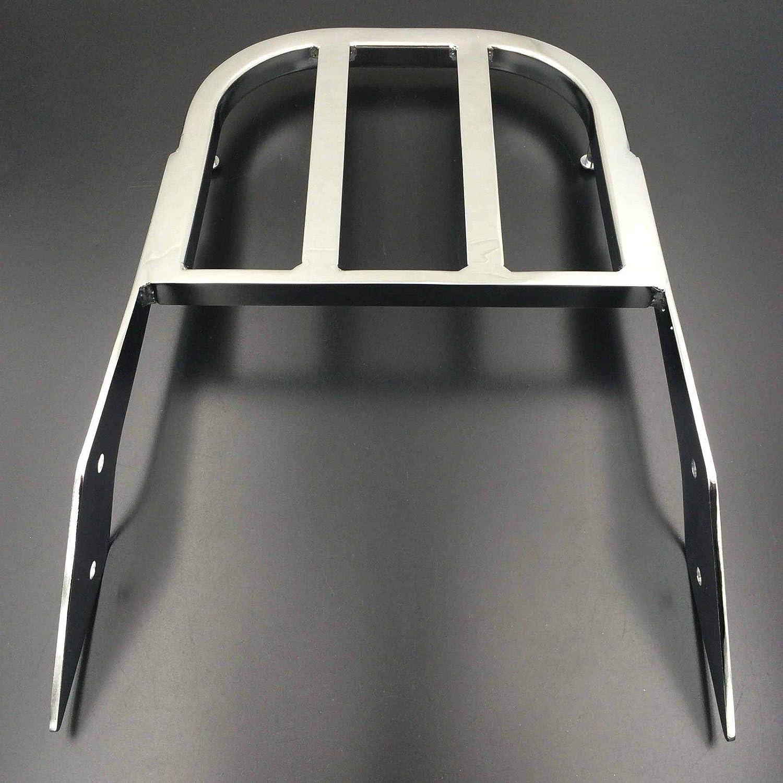 Chrome Sissy Bar Luggage Rack For Honda VTX 1300C VTX 1800C Motorcycle