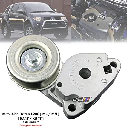 Amazon.com: NEW Timing Belt Tensioner Pulley For Mitsubishi Triton L200 2.5L Diesel 2005-14: Automotive