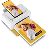 """Kodak Dock Plus 4x6"""" Portable Instant Photo Printer (2021 Edition), Compatible with iOS, Android and Bluetooth Devices Full C"""