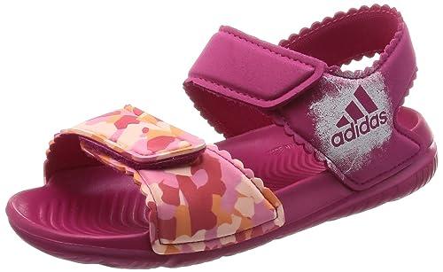 sports shoes c9a20 08a04 adidas Altaswim G i, Infradito Unisex – Bambini, Rosa (RosfueCorneb